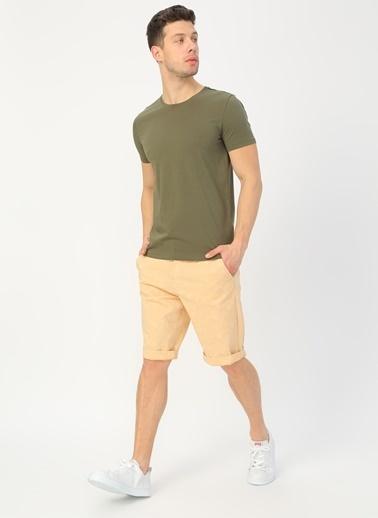 Twister Şort Renksiz